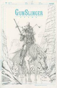 [Gunslinger: Spawn #1 (Cover H Capullo Sketch Variant) (Product Image)]