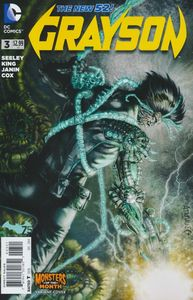 [Grayson #3 (Monsters Variant Edition) (Product Image)]