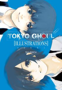 [Tokyo Ghoul Illustrations: Zakki (Hardcover) (Product Image)]
