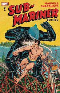 [Sub-Mariner: Marvels Snapshot #1 (Ordway Variant) (Product Image)]