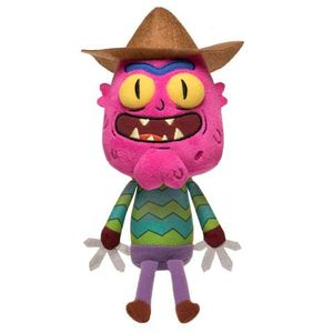 [Rick & Morty: Galactic Plushies: Scary Terry (Product Image)]