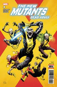 [New Mutants: Dead Souls #4 (Product Image)]
