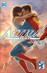 [Action Comics #1000 (Thirdeye Comics Exclusive Kaare Andrews Variant) (Product Image)]