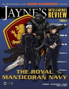 [Jaynes Intelligence Review: Book 1: The Royal Manticoran Navy (Product Image)]