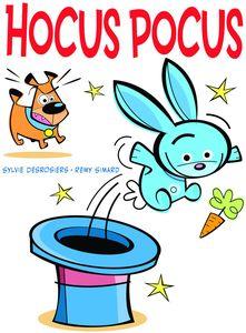 [Hocus Pocus (Product Image)]