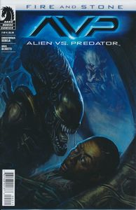 [Alien Vs Predator: Fire & Stone #2 (Product Image)]