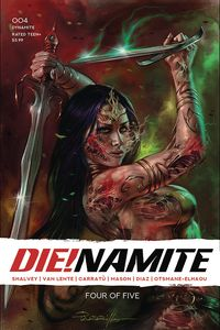 [Die!Namite #4 (Cover A Parrillo) (Product Image)]