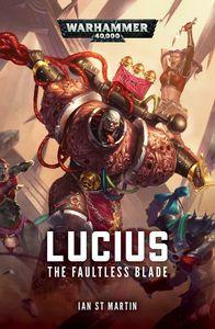 [Warhammer 40K: Lucius: Faultless Blade (Product Image)]
