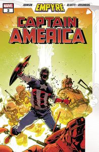 [Empyre: Captain America #2 (Product Image)]