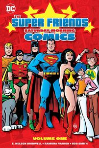 [Super Friends: Saturday Morning Cartoon: Volume 1 (Hardcover) (Product Image)]