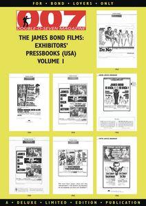 [007 Magazine Presents: Exhibitors Pressbooks (Product Image)]