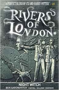 [Rivers Of London: Volume 2: Night Witch (Product Image)]