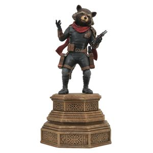 [Marvel: Avengers: Endgame: Gallery PVC Statue: Rocket Raccoon (Product Image)]