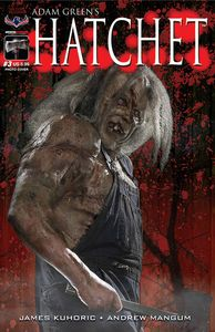 [Hatchet #3 (Limited Edition Photo Cover) (Product Image)]