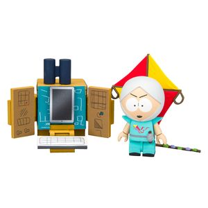 [South Park: Micro Construction Set: The Human Kite (With Kyle Supercomputer) (Product Image)]