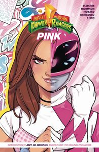 [Mighty Morphin Power Rangers: Pink (Product Image)]