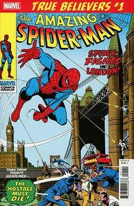 [True Believers: Spider-Man: Spidey Fights In London #1 (Product Image)]