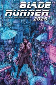 [Blade Runner: 2029 #7 (Cover A Tolibao) (Product Image)]