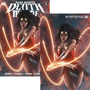 [Dark Nights: Death Metal #1 (Jeehyung Lee Variant Set) (Product Image)]