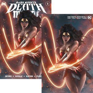 [Dark Nights: Death Metal #1 (Jeehyung Lee Variant Set) (Product Image)]