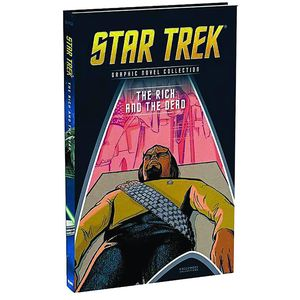 [Star Trek Graphic Novel Collection: Volume 94: Star Trek The Next Generation: The Rich & The Dead (Product Image)]