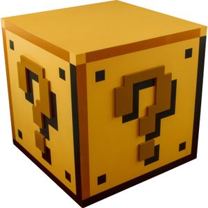 [Super Mario Brothers: Block Light: Question Box (Product Image)]