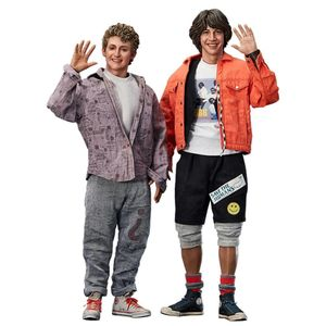 [Bill & Ted's Excellent Adventure: Action Figure 2-Pack: Bill & Ted (Product Image)]