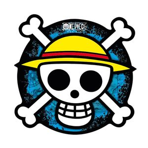 [One Piece: Mousepad: Skull (Product Image)]