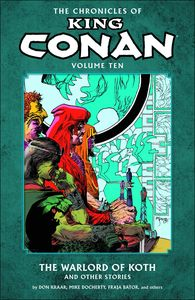 [Chronicles Of King Conan: Volume 10: Warlord Of Koth (Product Image)]