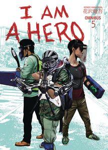 [I Am A Hero: Omnibus: Volume 5 (Product Image)]
