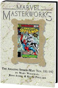 [Marvel Masterworks: Amazing Spider-Man: Volume 18 (Hardcover - DM Edition) (Product Image)]