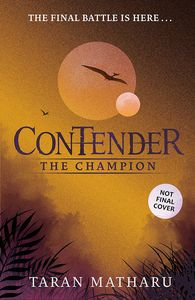 [Contender: Book 3: The Champion (Hardcover) (Product Image)]