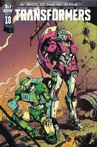 [Transformers #18 (Cover A Miyao) (Product Image)]