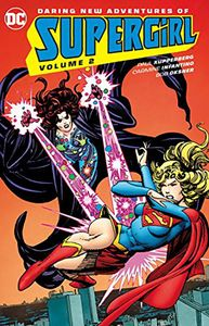 [Daring Adventures Of Supergirl: Volume 2 (Product Image)]