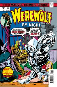 [Werewolf By Night #32 (Facsimile Edition) (Product Image)]