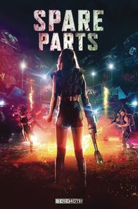 [Spare Parts (One Shot) (Cover C Raven Banner Entertainment) (Product Image)]