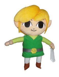 [Legend Of Zelda: Plush: Link (9 Inch Version) (Product Image)]