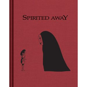 [Spirited Away: Sketchbook (Hardcover) (Product Image)]