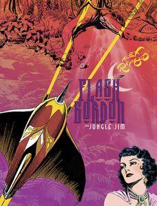 [Definitive Flash Gordon & Jungle Jim: Volume 2 (Hardcover) (Product Image)]