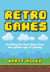 [Retro Games (Hardcover) (Product Image)]