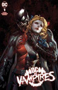 [DC Vs. Vampires #1 (Kael Ngu Variant) (Product Image)]