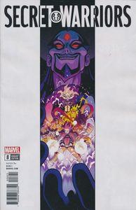 [Secret Warriors #8 (Moore Variant) (Legacy) (Product Image)]