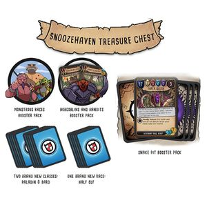 [Hero Master: Snoozehaven Treasure Chest (Expansion) (Product Image)]