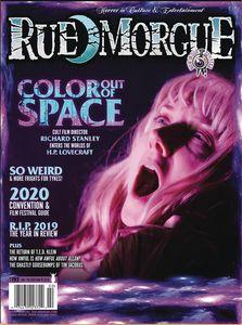 [Rue Morgue Magazine #195 (Product Image)]