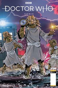 [Doctor Who Comics #3 (Cover C Jones) (Product Image)]