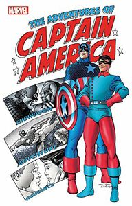 [Captain America: Adventures Of Captain America (Product Image)]
