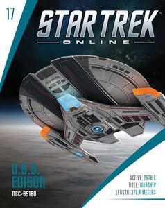 [Star Trek: Online: Starships #17: USS Edison NCC-95160 (Product Image)]