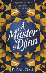 [A Master Of Djinn (Product Image)]