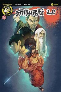 [Samurai 2.0 #2 (The Past) (Product Image)]