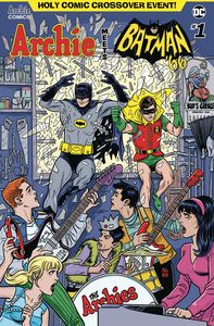 [Archie Meets Batman 66 #1 (Cover A Allred) (Product Image)]